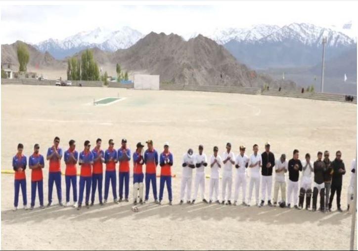 Cricket tournament, Jammu and Kashmir, Leh, players, Cricket association