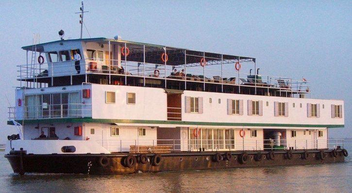 cruise from kolkata to guwahati