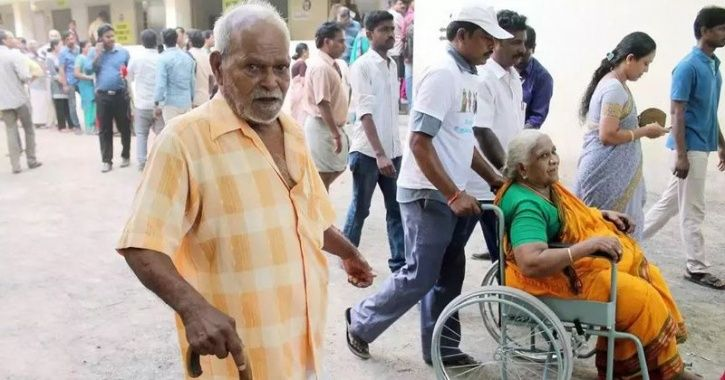 Differently-Abled Voters