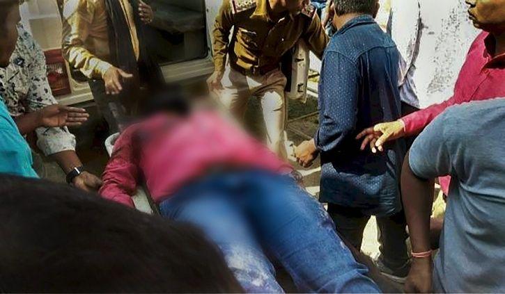 Doordarshan Cameraman Naxal Attack