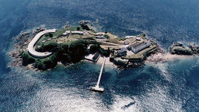 Drake Island