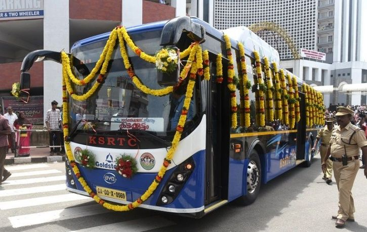 Electric Bus, Electric Vehicles India