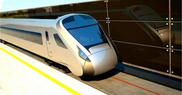 First Made-In-India Engineless Train