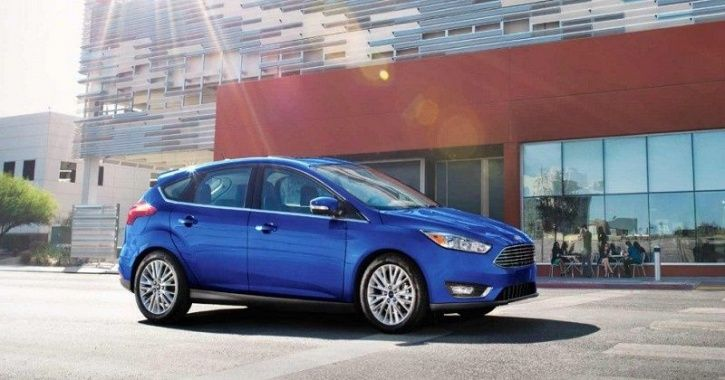 Ford Focus Electric, Ford Electric Car