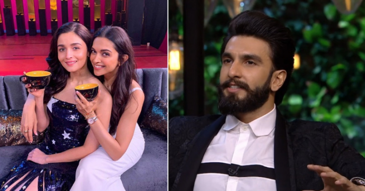 From What She Hates To What She Tolerates About Ranveer Singh, Deepika Padukone Spills Secrets About