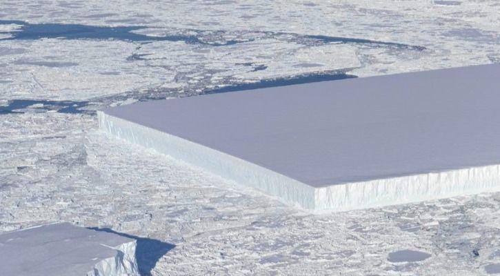 geometric iceberg