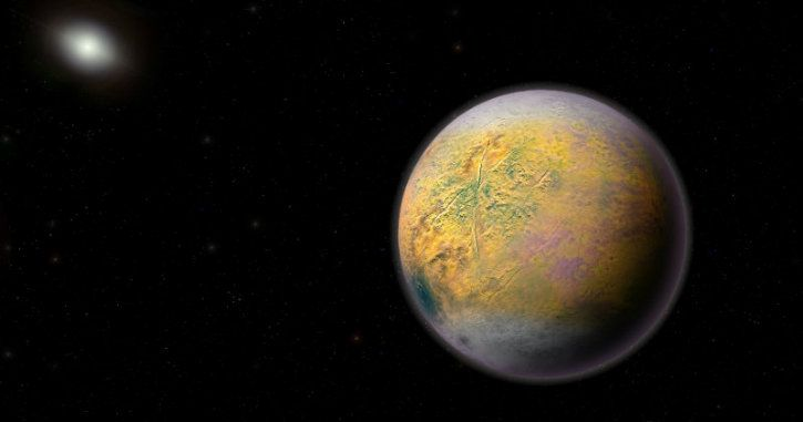 Goblin planet discovered beyond pluto in our solar system