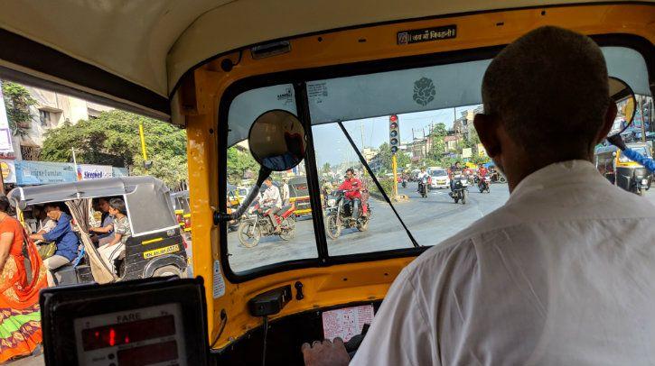 google pixel 3 xl rickshaw photo