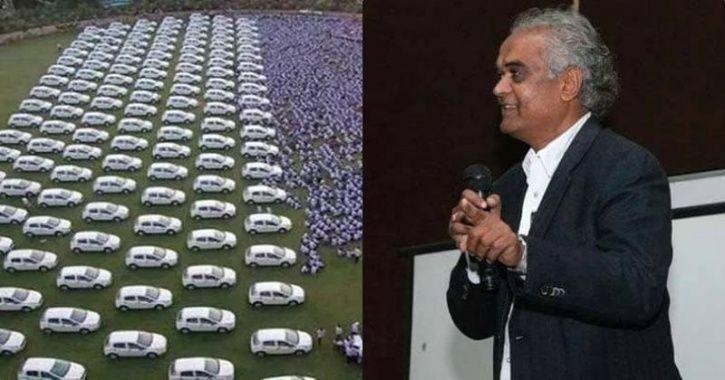 Gujarat Diamantaire Savji Dholakiya To Gift 600 Cars To Deserving Staff; Modi To Hand Over Keys