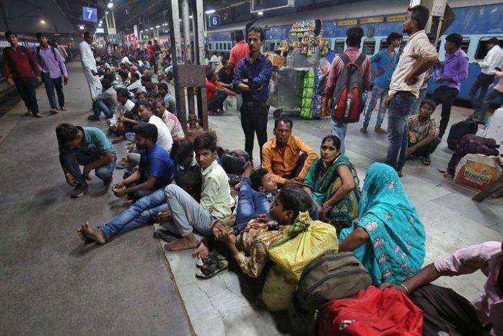 Gujarat Migrants