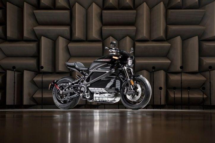 Harley Davidson, LiveWire, EICMA 2018, All-Electric Harley Davdison, Electric Harley Bike, Technolog