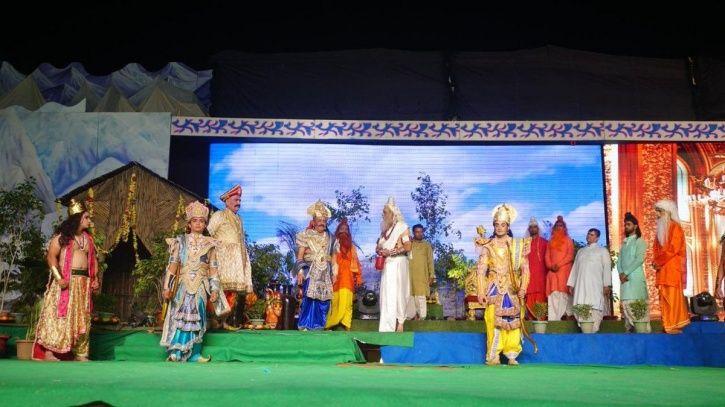 Harsh Vardhan Ram Leela