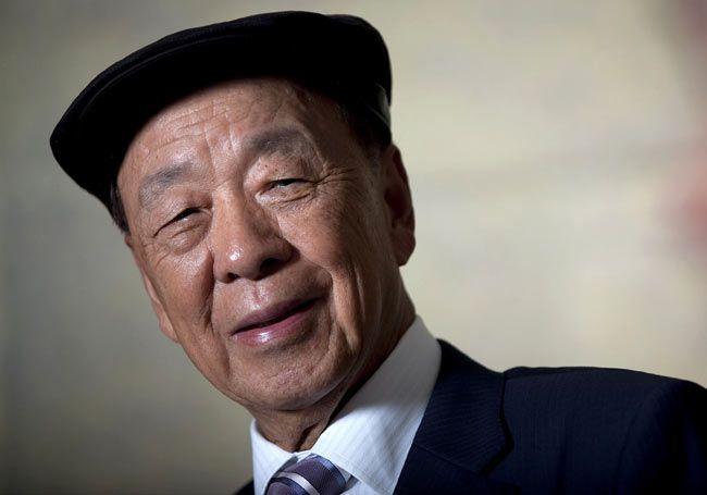 hong kong billionare, nobel prize