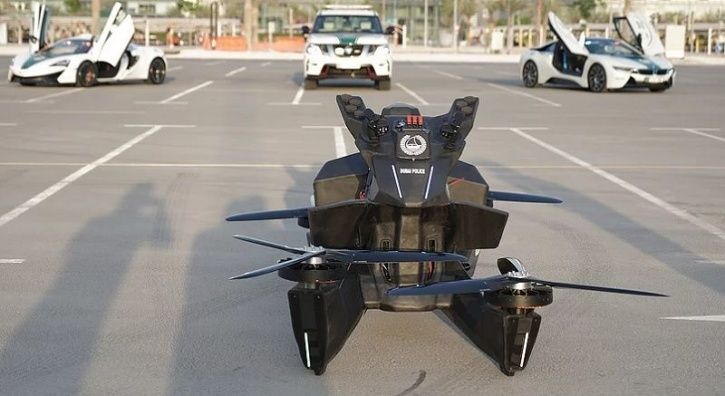 Hoverbike scorpion 3, hoversurf, Electric Hoverbike, Electric Vehicle, Flying Bike, Technology News,