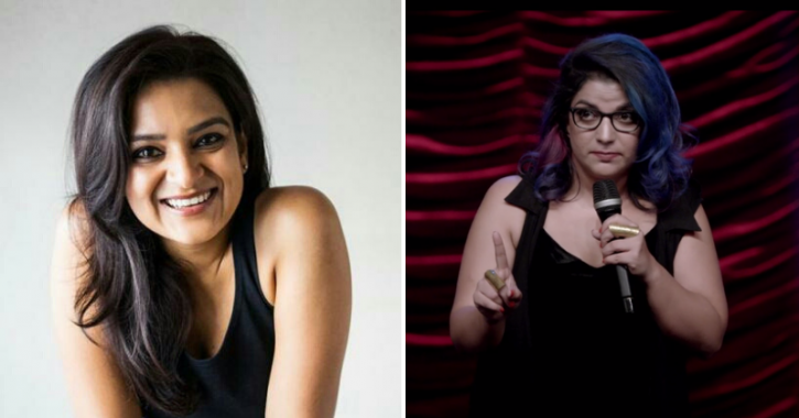 In A First, Kaneez Surka Accuses Fellow Woman Comedian Aditi Mittal Of Sexually Harassing Her