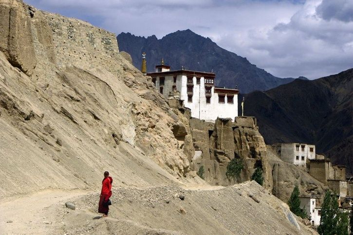 In Ladakh, Sedentary Lifestyle And UV Rays Are Giving Rise To Numerous Cases Of Cancer