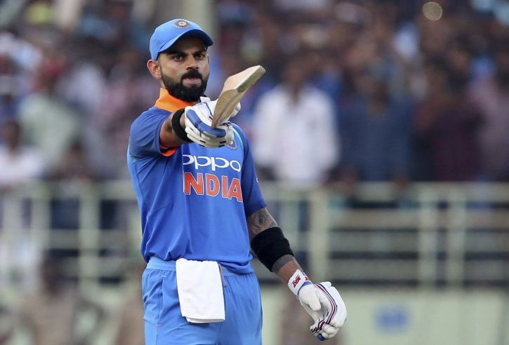 India lead the series 1-0 vs West Indies