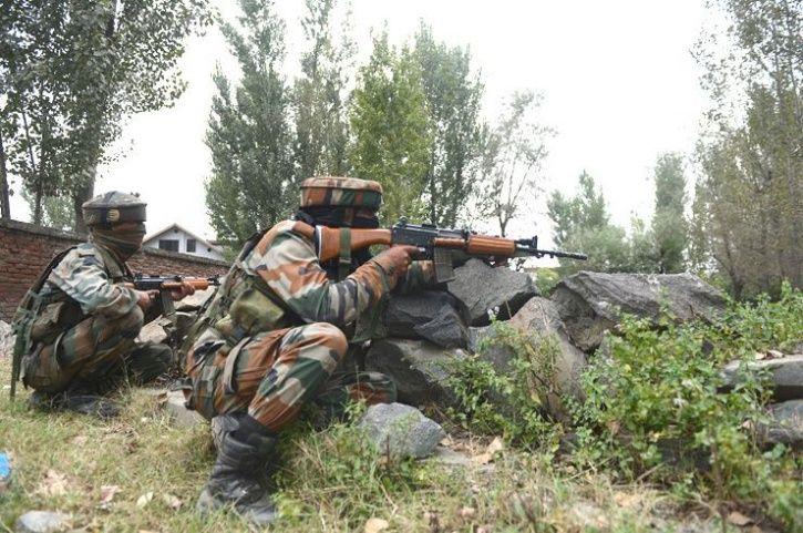 Intruders Killed In Sunderbani Sector