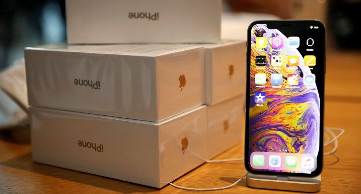 iPhone XS & iPhone XS Max low sales in India