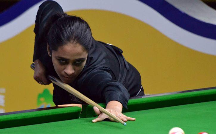 Keerthana Pandian Just Won The World Under 16 Snooker Title