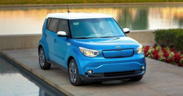 Kia Soul EV, Kia Electric Car