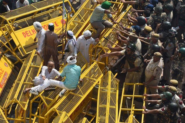 Kisan Kranti Yatra, farmer protest, policemen, Muzaffarnagar, demands, justice