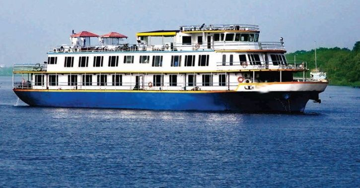 kolkata to dhaka by ship