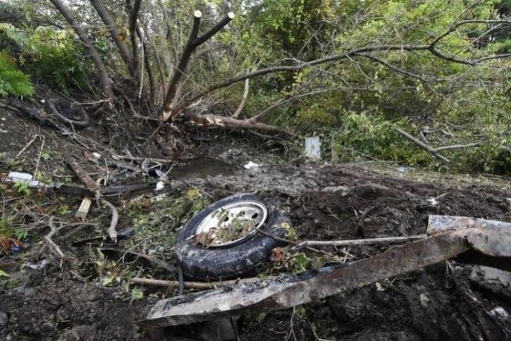 limo car crash, 18 die in car crash