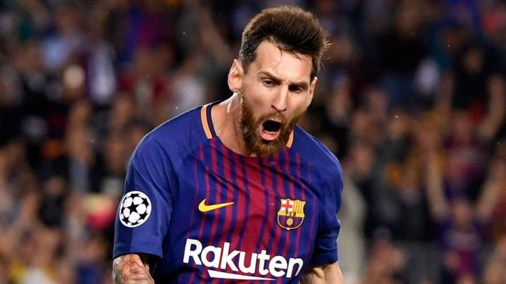 Lionel Messi is unstoppable
