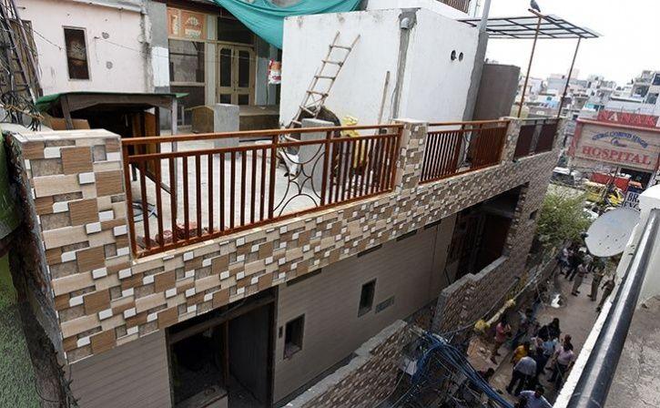 locals skip haunted burari house