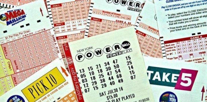 lottery, jackpot