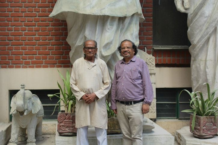 Mahatma Gandhi, Ram Vanji Sutar, Anil Sutar, statue of unity, sardar patel, sculptures, world