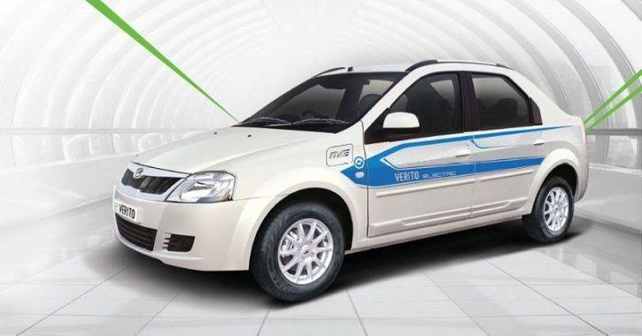 Mahindra e-Verito, Mahindra Electric Car
