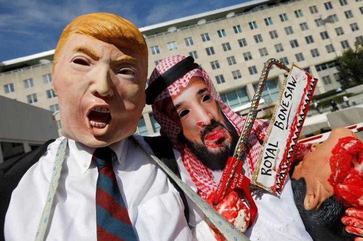 Man Behind Jamal Khashoggi Murder Ran The Killing Via Skype