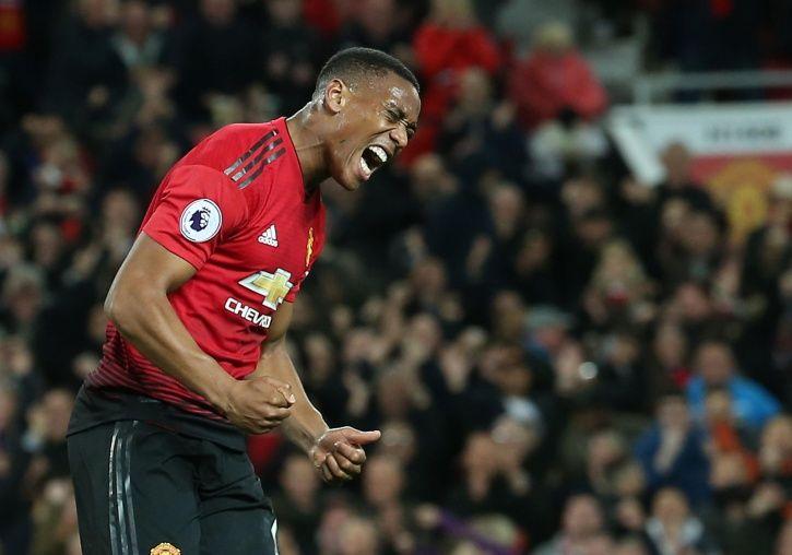 Manchester United won 3-2