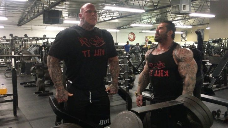Martyn Ford is set to take the MMA by storm