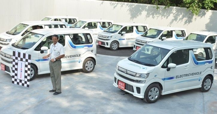 Maruti Suzuki, Electric Vehicles, Maruti Suzuki EV, Electric Vehicle Testing, Suzuki Motors