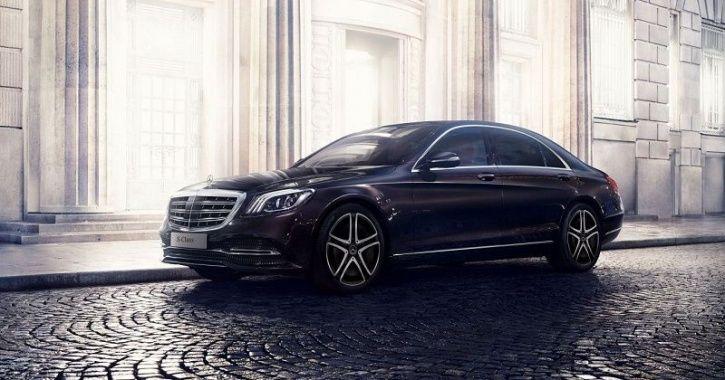 Mercedes Autonomous Driving, Mercedes Intelligent Drive, Mercedes Self-Driving Car, Mercedes S Class
