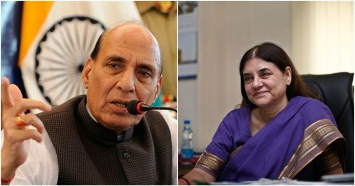 #MeToo: Committee Headed By Rajnath Singh To Look Into Cases Of Sexual Harassment At Workplace