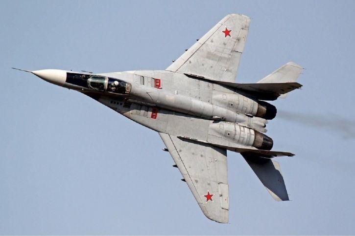 MiG-29, Russian aircraft