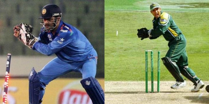 MS Dhoni is a class act