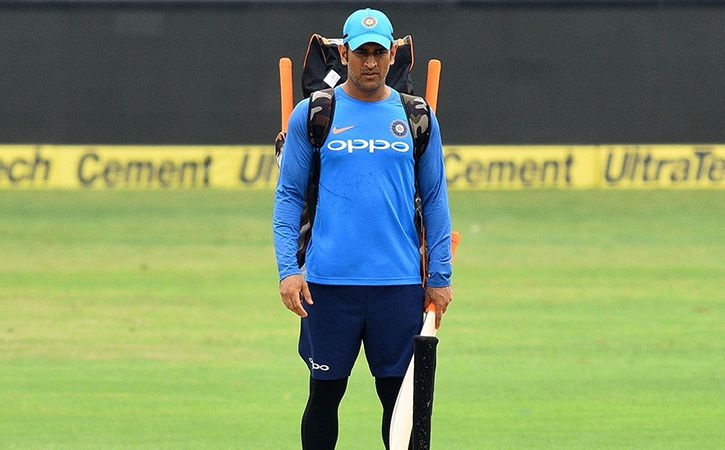 Ms Dhoni Pep Talk Helped Mohammed Siraj Earn Maiden Test Call Up