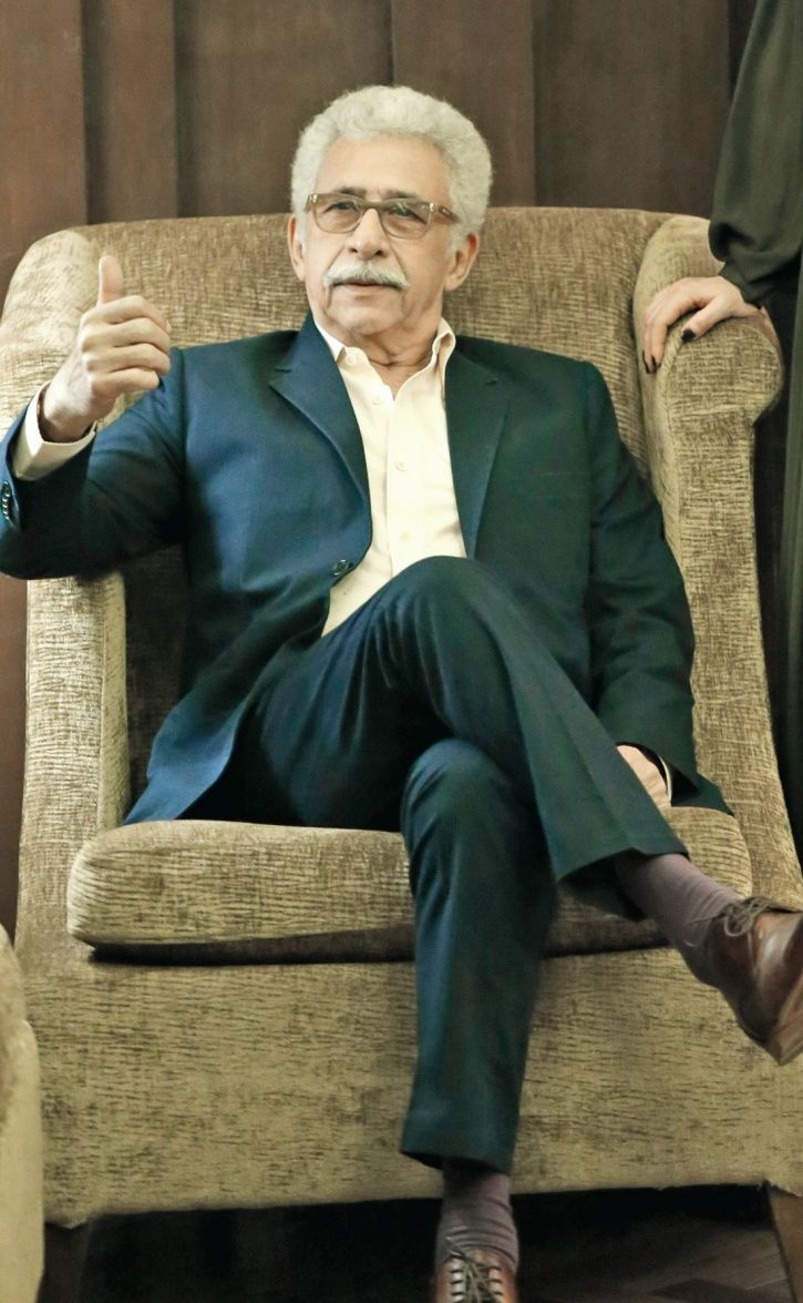 Naseeruddin Shah is one of the greatest actors that Indian cinema has. In his career spanning over t