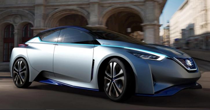 Nissan EV, Nissan Concept Cars