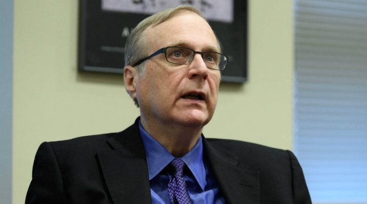 Paul Allen Microsoft co-founder dies at the age of 65 due to cancer