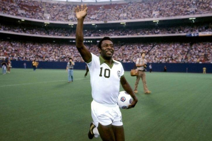 Pele has scored over 1200 goals