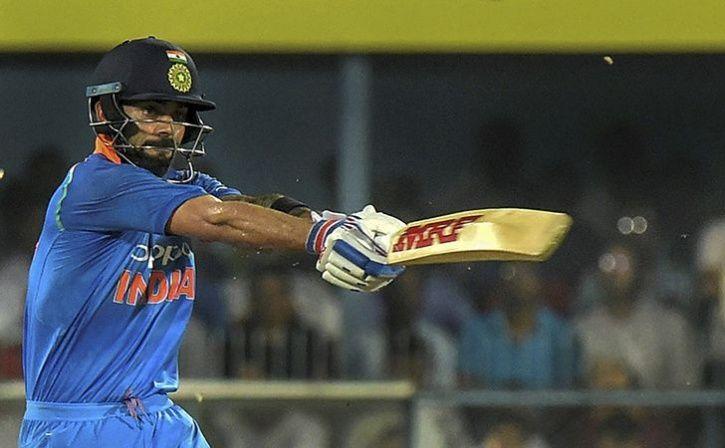 Player Feels Virat Kohli Is Above Human While Batting