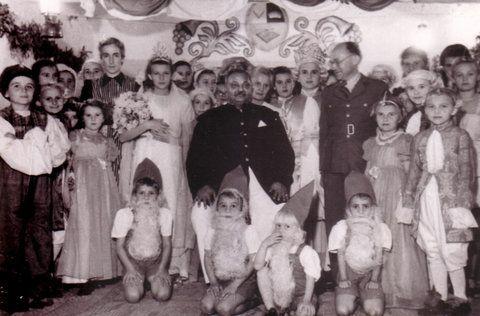 Poland, Jamnagar, Balchadi camp
