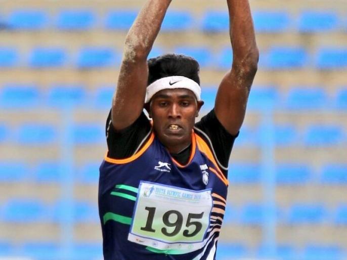 Praveen Chitravel won a bronze at Youth Olympics