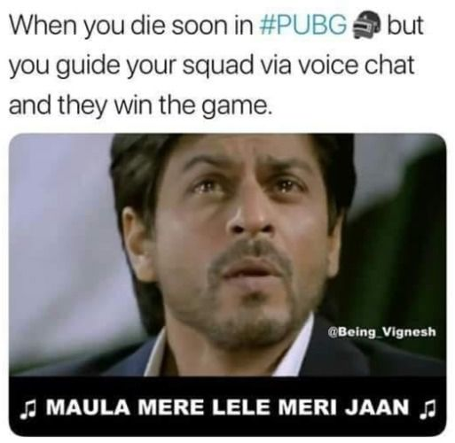 These 14 Desi Pubg Memes Will Keep You Laughing Till Your Next Chicken Dinner